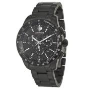Movado Series 800 Black PVD Men's Watch