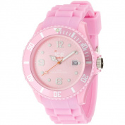 Ice-Watch Men's Sili Collection Pink Silicone Strap Watch