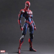 Action Figure Marvel Spiderman Variant Play Arts Kai Toys New