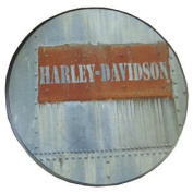 Harley-Davidson Warm Metal Collection 4 Pack Coasters