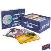 Star Trek TOS Fine Art Coasters Set 1 - Convention Exclusive