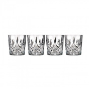 Marquis By Waterford Markham Double Old Fashioned Set of 4