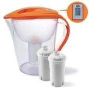 8 Cup Water Pitcher with 2 Filters