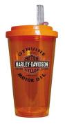 Harley-Davidson Genuine Motor Oil Bar & Shield On-The-Go Tumbler HD-GMO-1745