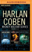 Harlan Coben - Mickey Bolitar Series [Audio]