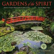 Gardens of the Spirit 2017 Wall Calendar