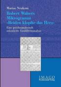 Robert Walsers Mikrogramm Beiden Klopfte Das Herz [GER]