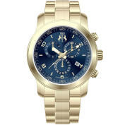 Jivago Women's 'Infinity' Blue Dial Chronograph Watch