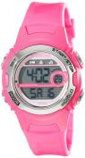 Timex T5K771M6 Women's Marathon Digital Mid-size Bright Pink Watch