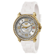 Juicy Couture Women's 1901053 Pedigree Goldplated Watch