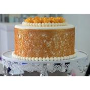 Art Nouveau SLM01 Silicone Lace Cake Mat Floral Edible Sugar Mould