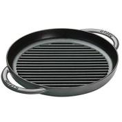 Staub Pure Grill, Graphite Grey, 10 - Graphite Grey