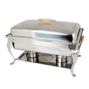Excellanté Stainless Steel 7.6l Full Size Square/ Deluxe Handle