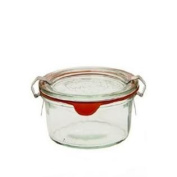 Weck 976 Mini Mould Jar - Set of 12