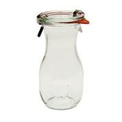 Weck 763 Juice Jar - .25 Litre, Set of 6