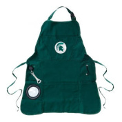 Michigan State Spartans Logo Mens Grilling Utility Apron