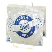 Royal Zip Sealed Deli Saddle Bags, 25cm x 22cm , Package of 1,000