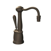 InSinkErator F-GN2200MB Indulge Antique Hot Water Dispenser, Mocha Bronze