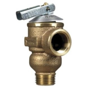 18277 Pressure Only Relief Valve Tank Less Heaters Or Water
