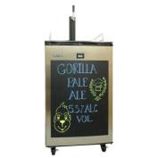 Versonel Large 46cm x 60cm Chalkboard Kegerator Refrigerator Appliance Magnet