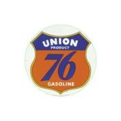 Union 76 Gasoline Porcelain Fridge Magnet New