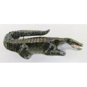 Painted ~ Alligator ~ Refrigerator Magnet ~ AP070M