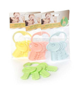 4pcs Baby Toy Keys, Case of 48