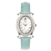 December Birthstone Watch with Mother of Pearl Dial