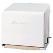 Mark Ii Crank Roll Towel Dispenser 10 3/4 X 8 1/2 X 10 3/5 White By