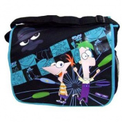 Phineas And Ferb Messenger Bag