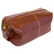 Venezia Leather Toiletry Bag Colour