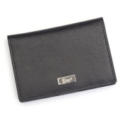 Royce RFID Blocking Leather Coin Credit Card Case Wallet