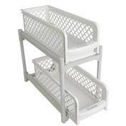 2-Tier Sliding Shelves