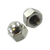 12/24 Stainless Steel Cap Nuts