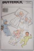 Butterick 3317 Infant Pattern
