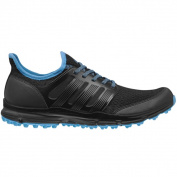 Adidas Mens Climacool Black/Cyan Golf Shoes