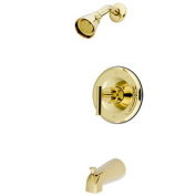Elements of Design EB6632CML Single Handle Shower Faucet, Polished Brass Finish