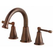 Danze Eastham Tumbled Bronze 2 Handle Roman Tub Filler Faucet