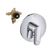 Grohe K19340-35016R-002 Europlus Tub and Shower Valve Kit, Polished Nickel