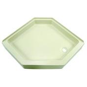 Lippert Components 209415 Better Bath 80cm x 80cm Neo Angle RV Shower Pan