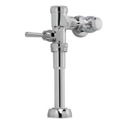 American Standard 6045.601.002 Exposed Manual 3.2cm Top Spud 1.0 Gpf Urinal Flush Valve, Polished Chrome