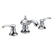 Ceramic Drop-in Bathroom Sink with Overflow