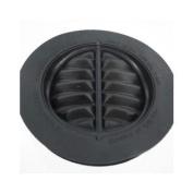 SureSeal SS4009 10cm Floor Drain Trap Sealer, Black, 1-Pack