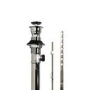 KOHLER K-1035350-BL Premier drain, Matte Black