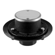 Oatey 42215 151 CI Top/ABS Bottom with Test Cap, 5.1cm