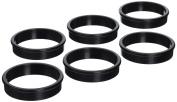 Matfer Bourgeat Exoglass Tart Rings, 7cm