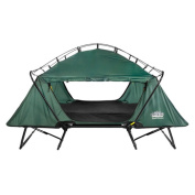 Kamprite TB343 Double Tent Cot with Rainfly