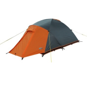High Peak Outdoors Enduro Grey/ Orange All-season 2-person Backpacking Tent