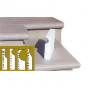 BonWay 32-191 12m Capstone Concrete Step Form Liners