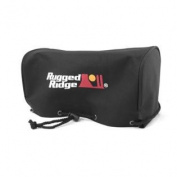NEW Rugged Ridge 15102.03 Black UTV Winch Cover